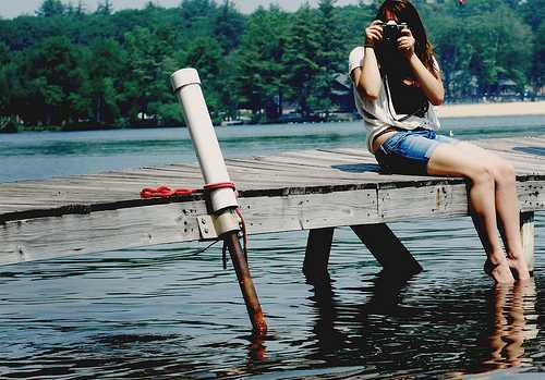 lake-girl