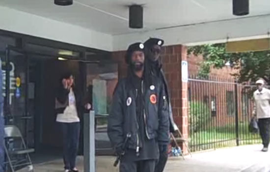 New Black Panthers patrol Philadelphia polling place to keep out McCain voters