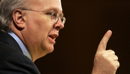 Karl Rove Lecturing